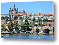 Постер ChГўteau de Prague