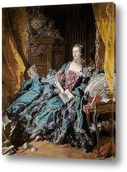 Картина Портрет маркизы де Помпадур