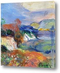 Картина Берег моря