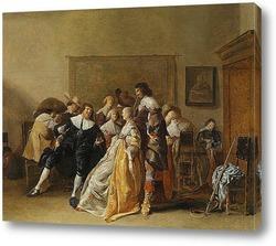 Картина Картина художника XVII века
