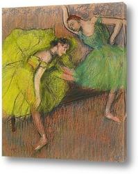 Картина Две танцовщицы