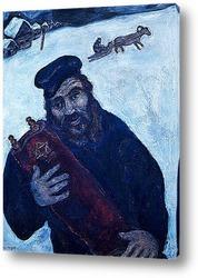 Картина Шагал-12