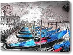 Монохромная Венеция