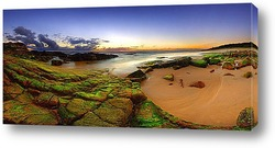 Sandweg zum Meer