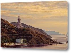 Постер Храм у моря