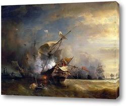 Плавание в Луизиану Робера Кавальера де ла Салль в 1684 году