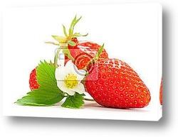 Кекс с ягодами