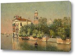 Постер Общественный парк, Венеция