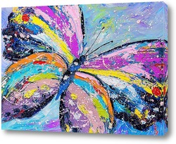 Картина Яркая бабочка