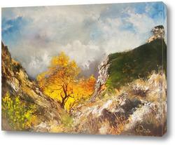Картина Южный берег Крыма