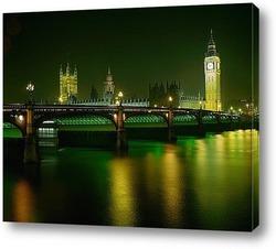 Восточная часть Лондона (обработка)