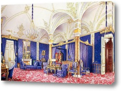Интерьеры Зимнего дворца. Исследование императрицы Марии Алексан