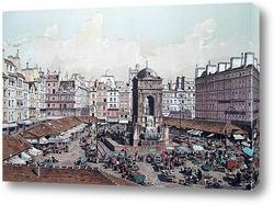 Картина Рыночная площадь
