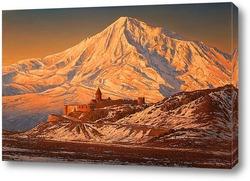Постер Гора Арарат