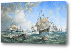 Голландская яхта Адмиралтейства