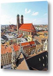 Rothenburg ob der Tauber - Medieval city in Germany