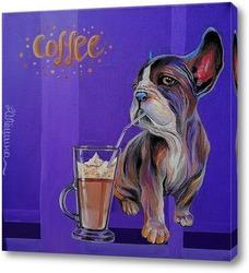 Картина Время кофе