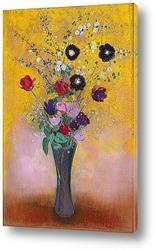 Картина Ваза с цветами