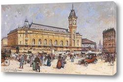 Вокзал Лиона