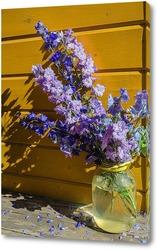 Постер Цветы лета