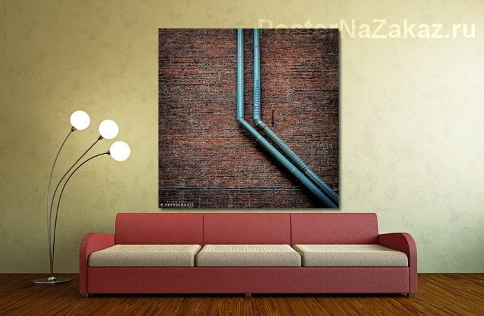 Постер для интерьера минимализм