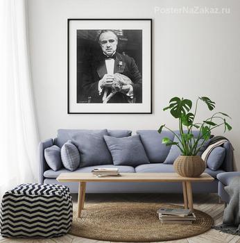 Модульная картина  Marlon Brando-9-1