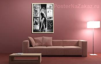 Модульная картина Brigitte Bardot-06