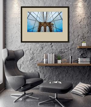 Модульная картина Brooklyn Btridge
