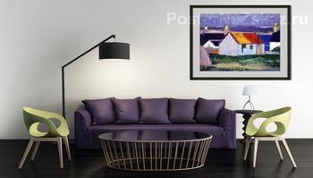 Модульная картина Айона