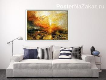 Модульная картина Turner-5