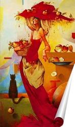 Постер Яблоки