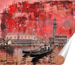 Постер Старая Венеция