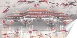 Постер Anshun Bridge
