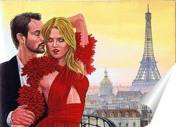 Постер Вечер в Париже