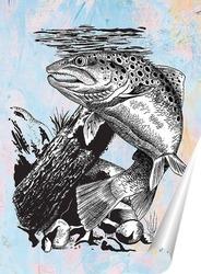 Постер Рыба