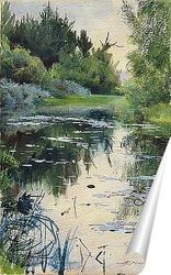 Постер Пейзаж в Муре