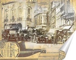 Постер Площадь в Лондоне