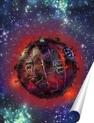 Постер Планета Шелезяка