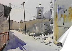Постер Ах какое солнце на Кипре