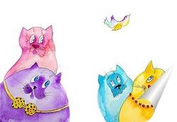 Постер Мартовские коты