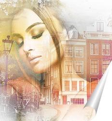 Постер Мечты об Амстердаме