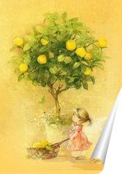 Постер Лимонная фея