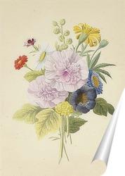 Постер Цветочный букет