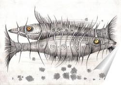 Постер Рыбы