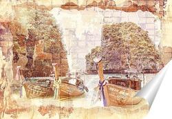Постер Остров в Таиланде