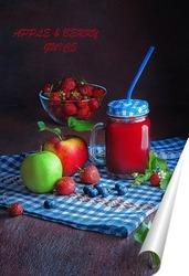 Постер Фруктово-ягодный