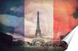 Постер Привет Париж