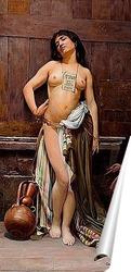 Постер Римская рабыня