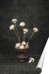 Постер Букет грибов
