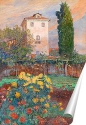 Постер Сад в Бриони